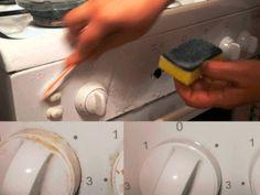 Ako vyčistiť práčku a sporák Bolet, Washing Machine, Plastic Cutting Board, Life Hacks, Nutella, Kitchen Appliances, Cleaning, Funguje To, Soda