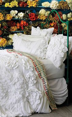 Georgina Duvet #anthroregistry
