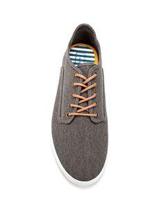 Zara Fabric Sneaker