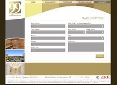 Millennium99 Website - Contact