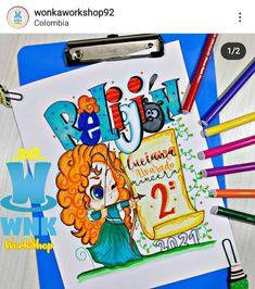 Videos, Sketchbook Cover, Sketchbooks, Funny Drawings, Kawaii Drawings, Hand Lettering Art, Colombia