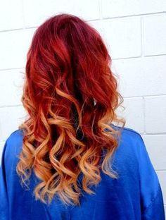 Next hair colour maybe? :)