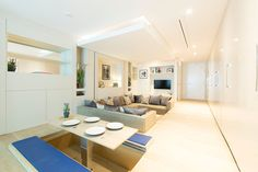 Elegant YO! Home fits a two-bedroom house into a single one-bedroom apartment!