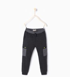 ZARA - KIDS -  WL sporty trousers