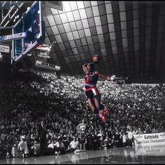 Clyde Drexler #Blazers