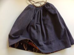 Skirt, to go with the chintz jacket