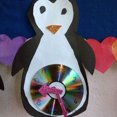 penguin clock craft