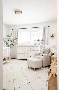 Baby Staples 'Nursery Reveal – Home – Baby Nursery 'Nursery Reveal – Inicio –
