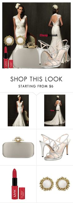 """""""Cheapdressuk 13"""" by mary0508 ❤ liked on Polyvore featuring Oscar de la Renta, Caparros and Kendra Scott"""