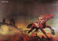 Roger Dean's Paladin (1976)