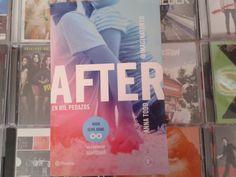 """""""After: En mil pedazos"""" escrito por Anna Todd"""