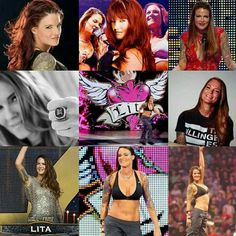 Lita < Wrestling Divas, Women's Wrestling, Wwe Lita, Wwe Trish, Wrestlemania 29, Jeff Hardy, Mma Boxing, Wwe Womens, Total Divas