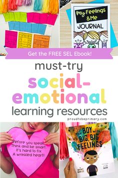 Your guide to Social-Emotional Learning resources to help you teach SEL with ease! Find book recommendations, classroom management tools and strategies, and printable and digital resources to help you support your students' social and emotional development in the elementary classroom. Teach character education and social skills at the same time. Incorporate resources into your morning meetings, classroom bookshelf, and lessons, for kindergarten, first, second, third, and fourth grade kids. Teaching Kids Respect, Teaching Social Skills, Learning Resources, Classroom Behavior Management, Student Behavior, Emotional Awareness, Social Awareness, Social Emotional Development, Social Emotional Learning