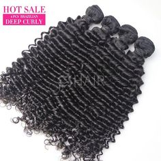 Looking for Amazing Hair Extension? Come and try our 7A quality 100% Virgin Human Hair  Deep Curly.We will never let you down❤❤❤. Contact me to receive the price of Best Hairs Email: amy@guangzhougshair.com WhatsApp: +86 15202013085 #hair #virginhair #humanhair #hairweave #hairweft #deepcurly #hairstyle #hairproduct  #hairsale #brazilianhair #peruvianhair #indianhair #malaysianhair Wholesale/Retail, Customized avaliable Free shipping, Fast delivery✈✈✈ Natural color, Dyeable and bleachable No…