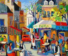 Isabel le Roux Cartoon Drawings, Animal Drawings, Art Drawings, Paintings I Love, Beautiful Paintings, Adirondack Park, Oil Painting Texture, South African Artists, Landscape Artwork