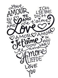 #love #you #te amo