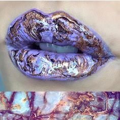 ✖️Women's Fashion: Lip Art / Lip Design✖️More Pins Like This One At #FOSTERGINGER @ Pinterest✖️