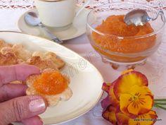 Mermelada de calabaza, manzana y naranja