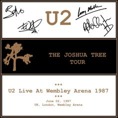 Resultado de imagen de the joshua tree 1987