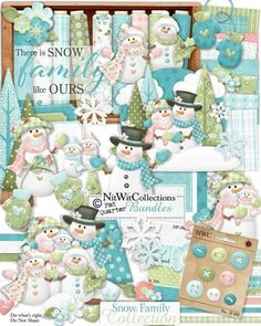 FQB - Snow Family Collection