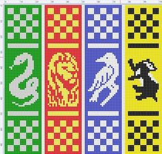 Ideas Crochet Bookmark Harry Potter Perler Beads For 2019 Harry Potter Perler Beads, Cross Stitch Harry Potter, Harry Potter Crochet, Crochet Bookmarks, Cross Stitch Bookmarks, Beaded Cross Stitch, Cross Stitch Embroidery, Cross Stitch Designs, Cross Stitch Patterns