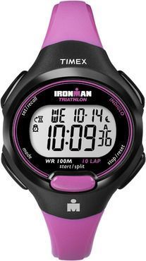 Timex Ladies Ironman 10 Lap Pink Sports Digital Watch T5K525:  100m water resistant watch, perfect use for in the shower or swimming. Lightweight and durable resin case, with a top pusher for easy operation. This watch also displays date and day of the mo https://www.uksportsoutdoors.com/product/intey-magnetic-resistance-exercise-bike-with-desktop-fitness-machine-bike-trainer-home-gym-equipment/