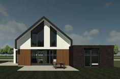 Nieuwbouwwoning Afferden | Druten - AL architectuur