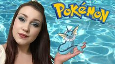 """HI!! This is my 3rd ep. of my """"semi"""" wearable eeveelution pokemon looks! I hope this vid gives you some makeup inspiration if you were in need of some!! Ik b..."""