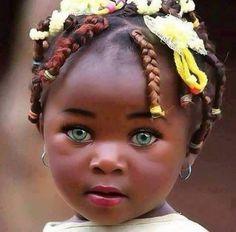 Hermosa BB Look at those Very Beautiful Eyes So precious.