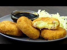 Japanese Pancake, Asian Street Food, Polish Recipes, Polish Food, Cornbread, Mashed Potatoes, Pancakes, French Toast, Bakery