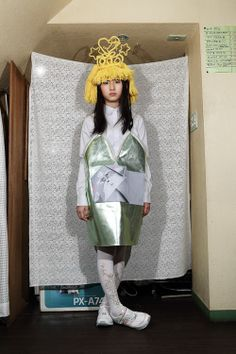 [No.3/20] Jenny Fax 2014~15秋冬コレクション | Fashionsnap.com