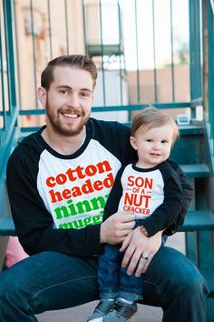 Match your favorite person this holiday season with build your own christmas shirts!