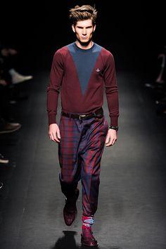 Vivienne Westwood Menswear - Pasarela