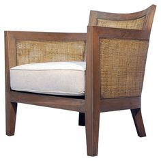Jeffan Mumba Teak Arm Chair from the Coastal Contemporary event at Joss and Main!
