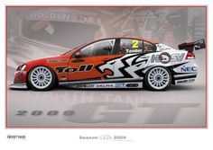Print 31 photo by Velocemoto John Hart, Australian V8 Supercars, Car Painting, Car Wrap, Cool Websites, Sticker Design, Custom Cars, Cars And Motorcycles, Hot Wheels