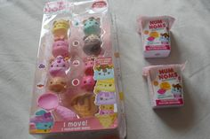 Win some of these Num Noms . The newest collectable toys to hit the shops. Giveaway ends 30th April - UK only