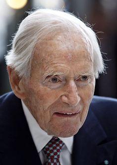 Danish businessman, Arnold Maersk Mc-Kinney Moeller, longtime shipping magnate, dies at 98. (April 16, 2012).