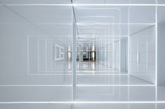 Glass office for Soho China by AIM Architecture | Yellowtrace