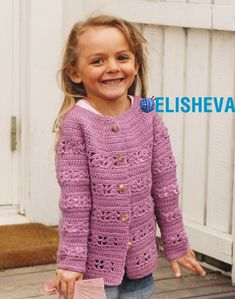 19 best crochet clothing for children images on pinterest yarns crochet drops jacket with lace pattern and round yoke in karisma jacket is worked top down free crochet pattern by drops design fandeluxe Image collections