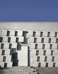 Igualada Cemetry, by Miralles Pinos / Spain