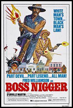 Boss Nigger Fridge Magnet Fred Williamson Classic Movie Poster Canvas Print 3.5 x 5 Fridge Magnet World http://www.amazon.com/dp/B00QO3Z4VW/ref=cm_sw_r_pi_dp_DXYbvb0VNKH7D