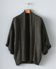 Kimono-style Cardigan by Poetry
