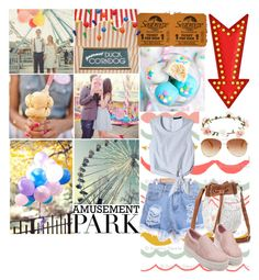 Lets Take a Ride by saachistyle on Polyvore featuring TIBI, Charlotte Russe, Accessorize, Tommy Hilfiger, GALA and Cotton Candy
