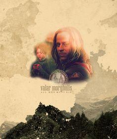 Jaqen H'ghar & Arya Stark - jaqen-hghar Fan Art
