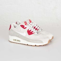 Nike Wmns Air Max 90 Leather 768887 200 Sneakersnstuff
