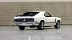 1970 Ford Mustang Boss 302 Fastback 302/290 HP, 4-Speed presented as lot G106 at Kissimmee, FL 2014 - image3