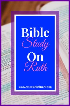 Bible Study On Ruth | SOAP Method Ruth Bible, Book Of Ruth, Steps Of Faith, Online Bible Study, Study Board, Bible Study Journal, Power Of Prayer, Heavenly Father, Names Of Jesus
