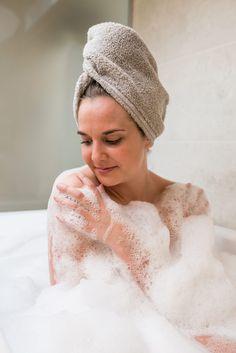 Viiville Dusty Rose Hair, Hair Lengths, Perfect Fit, Towel, Bathrooms, Textiles, Life, Bathroom, Full Bath