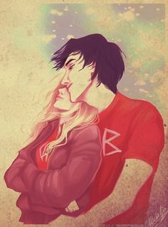 Oh how amazing it would be to have a love like theirs ~ Percabeth ~