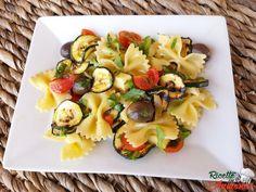 Insalata di Pasta fredda Light ! | Ricette in Armonia
